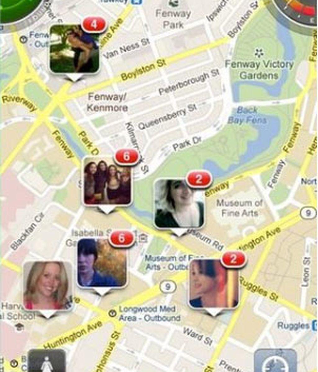 Bloquean la aplicación 'Girls around me' que permitía rastrear chicas