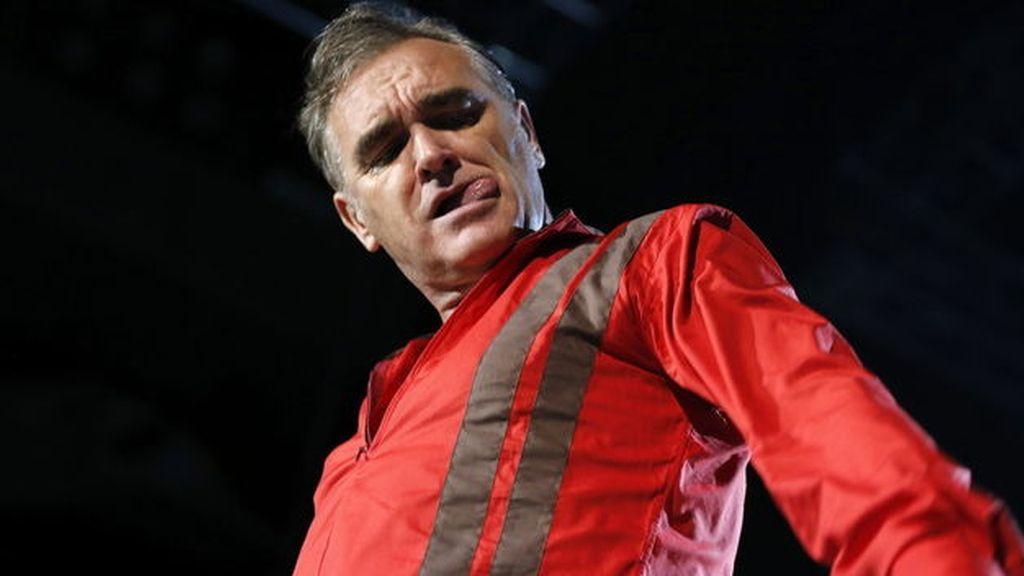 El músico inglés Morrissey regresará a España en Mayo
