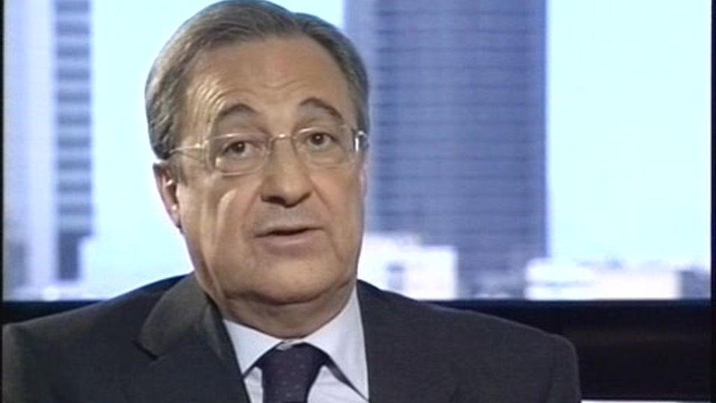 Iñaki Gabilondo entrevista a Florentino Pérez, Presidente del Real Madrid (1 de 2)
