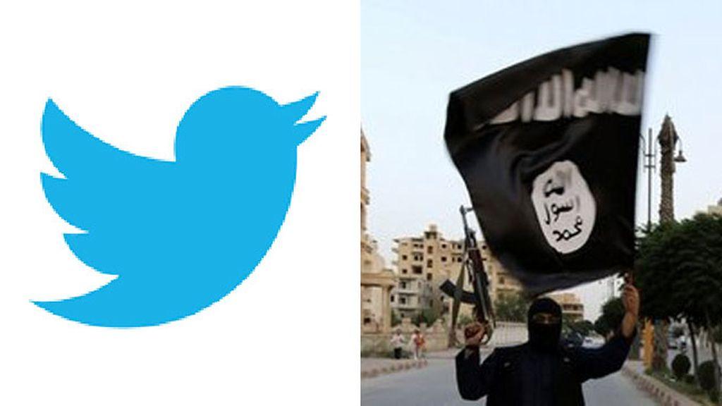 Twitter también combate al Estado Islámico