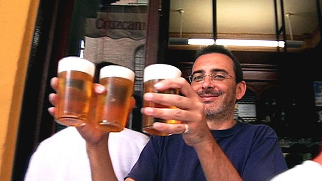 ¡Esas cervecitas!