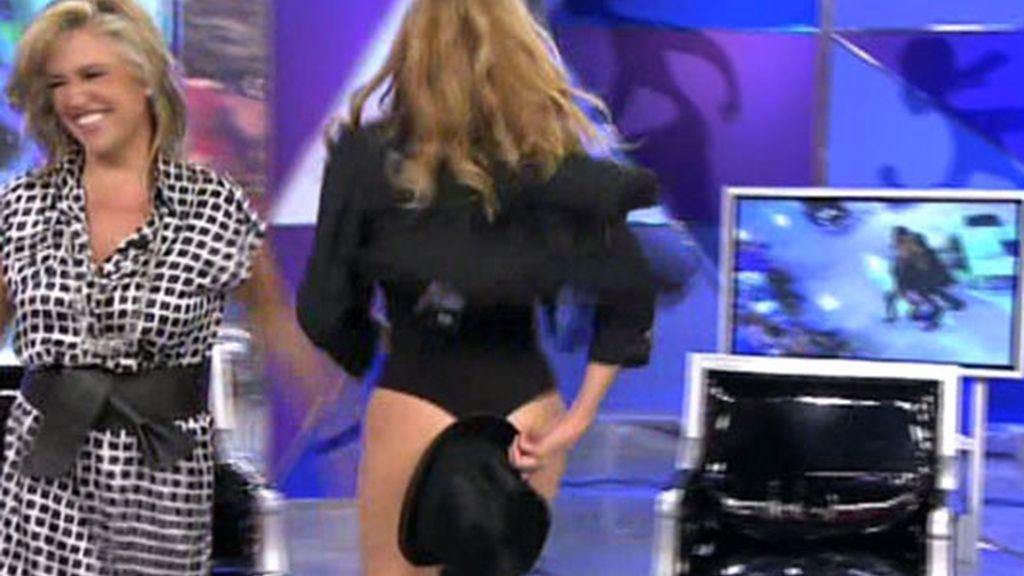 Ana obregon desnuda Nude Photos 40