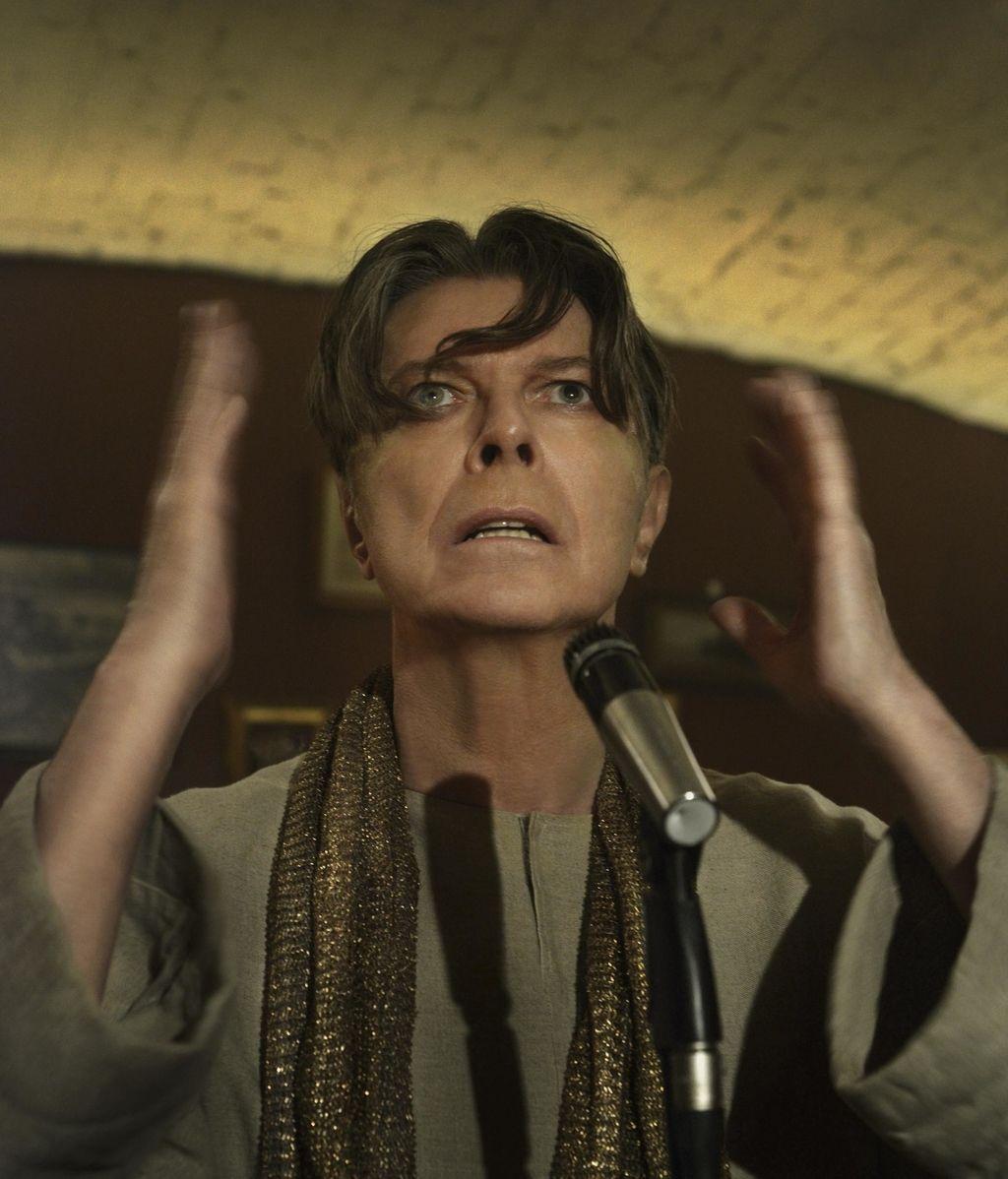 David Bowie, 'NO'