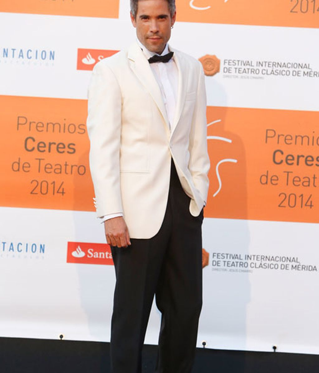 Unax Ugalde también participó en la gala