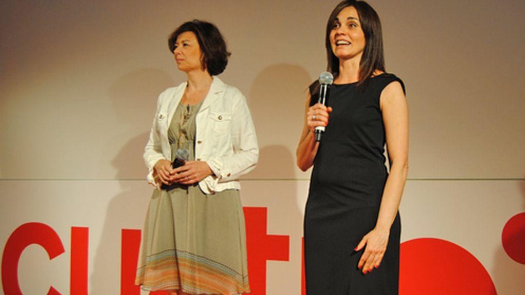 Carolina Cubillo y Mirta Drago