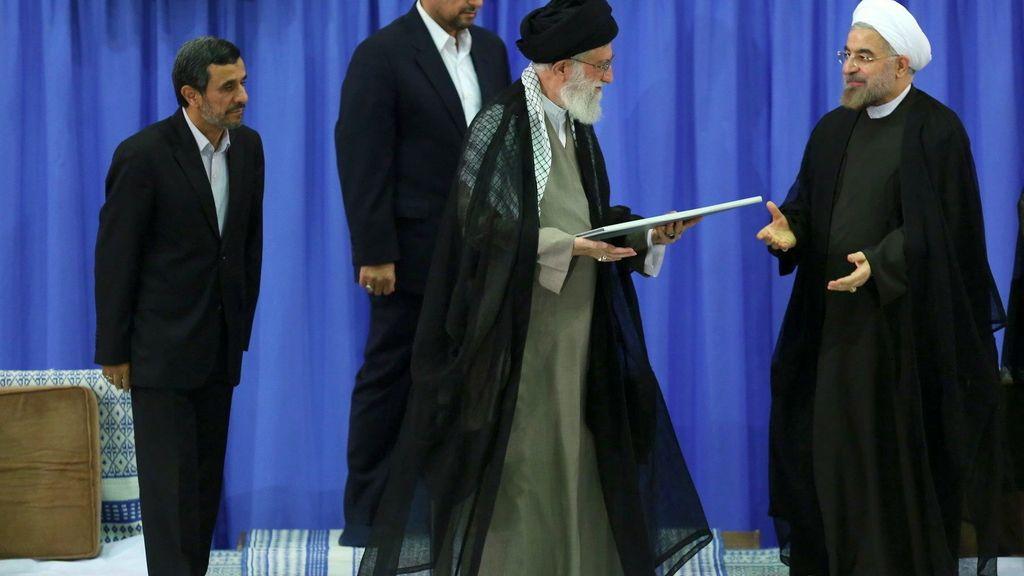 Nuevo presidente de Irán