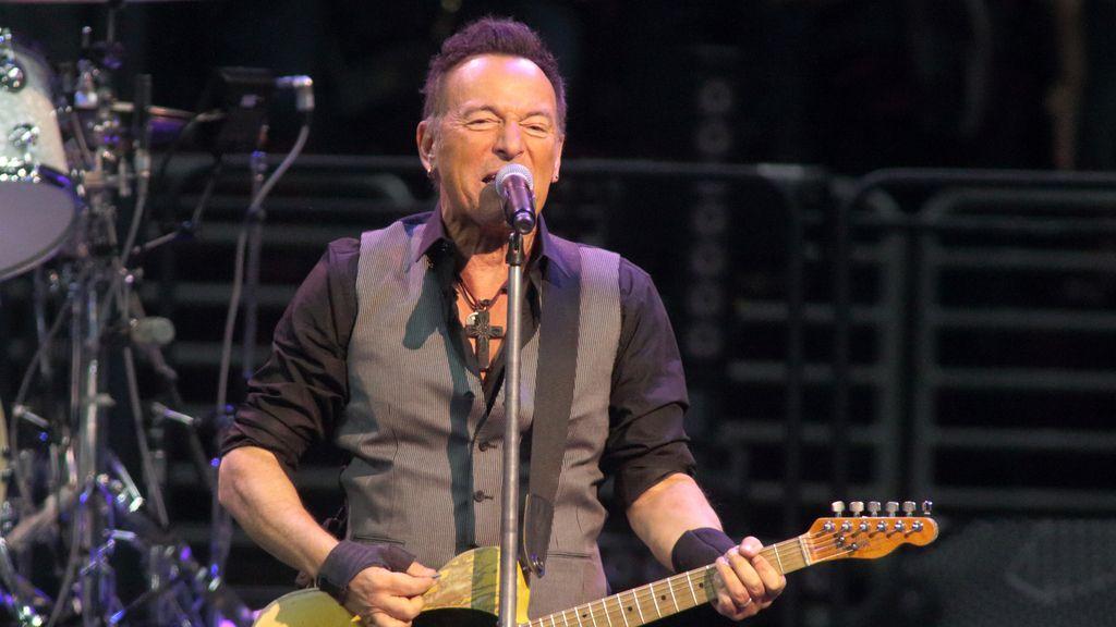 Bruce Springsteen visita España