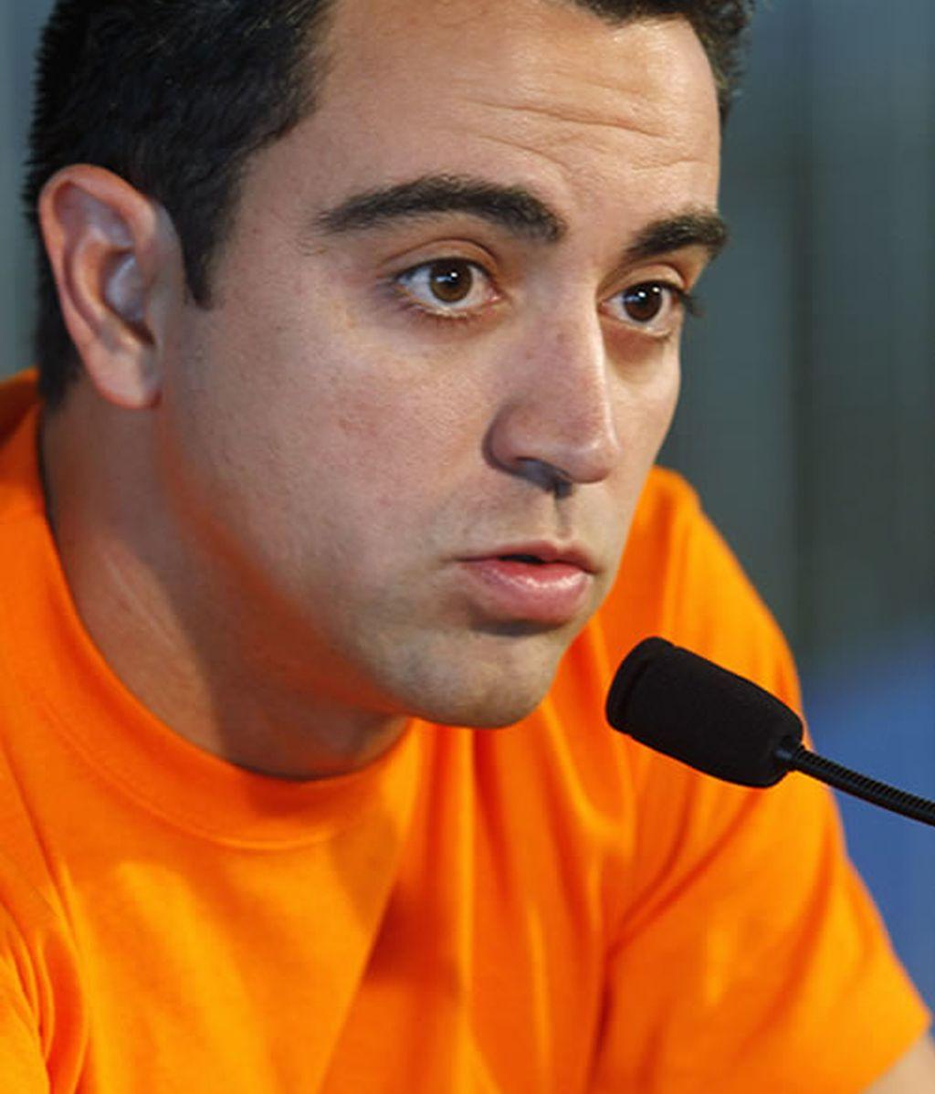 Xavi asegura que Pep pasará a la historia, y que Mourinho no