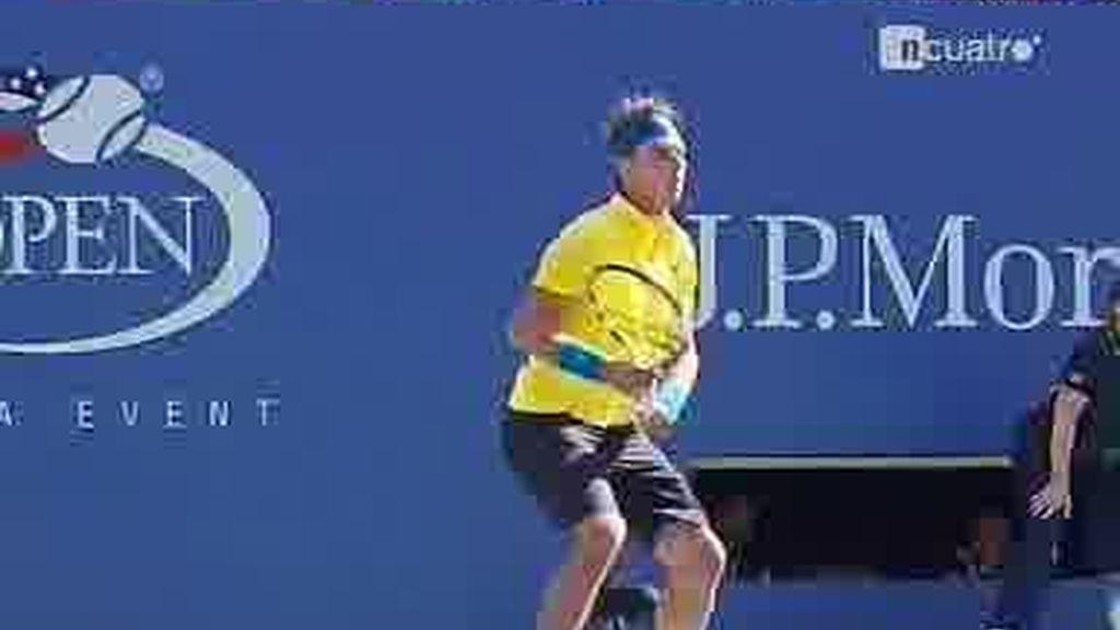 El US Open, un Gran Slam diferente