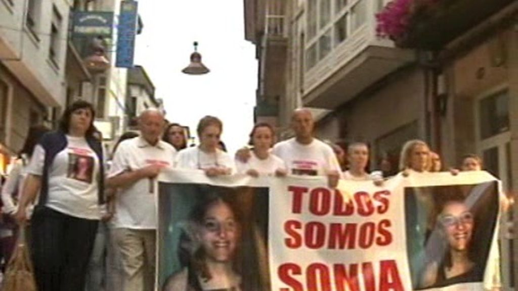 16 días sin Sonia
