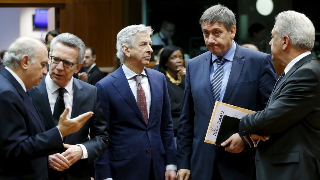 Reunión extraordinaria de los ministros de Interior de la UE