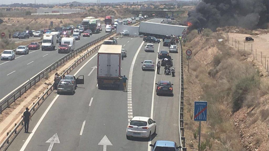 Accidente Murcia