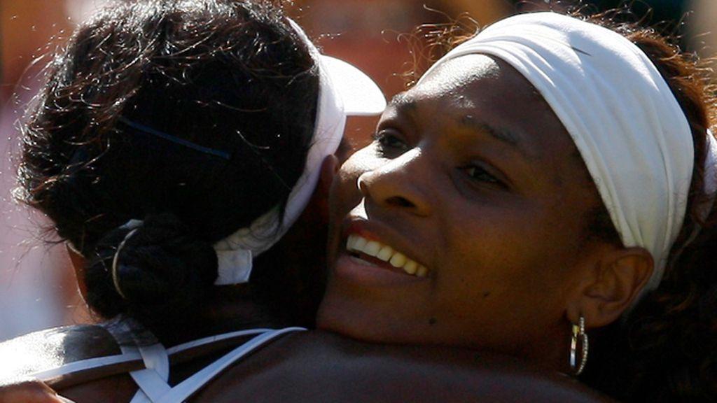 Venus y Serena Williams, una década repartiendo títulos en el salón de casa
