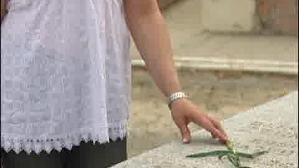 En recuerdo de las víctimas del franquismo
