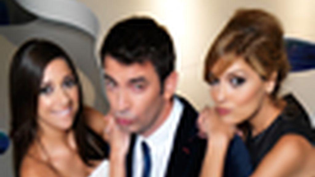 Vaya tropa: Arturo, Mariam y Cristina