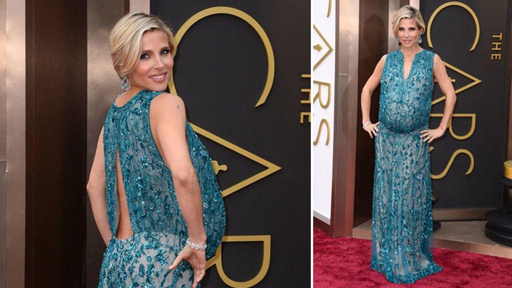 Su criticado vestido de Elie Saab en los Oscar