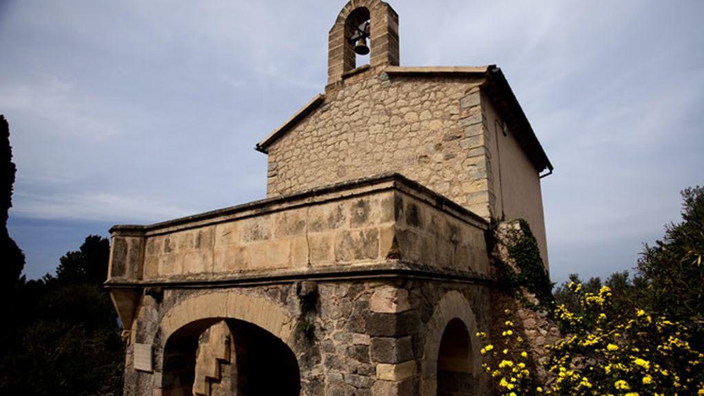 En su visita a la isla de Mallorca, Chenoa nos muestra Sa Forada