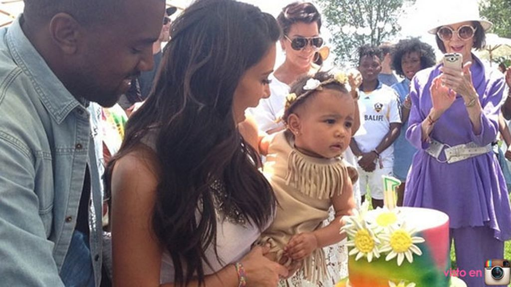 North West y su propio festival 'kidchella'