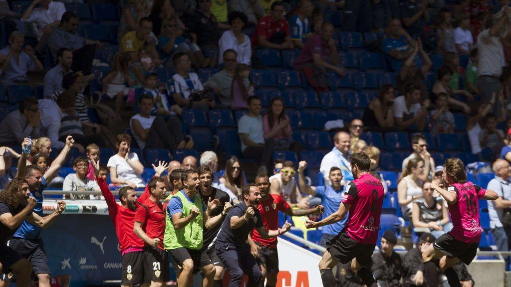 Espanyol 1 - 2 Almería