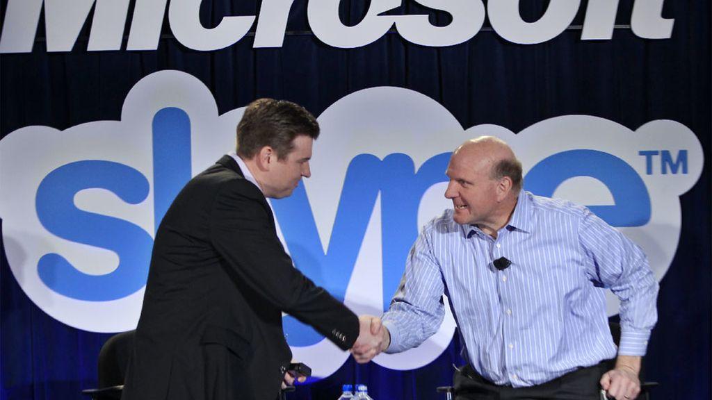 En mayo de este año Microsoft anunciaba la compra de Skype en una operación de 8.500 millones de dólares (5.920 millones de euros).