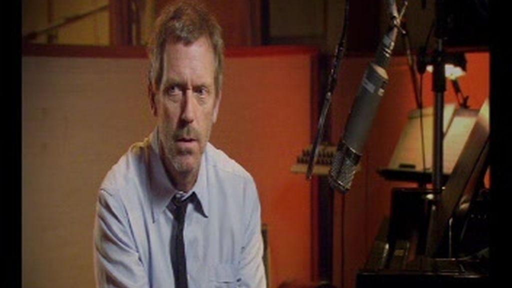 Hugh Laurie nos habla sobre su disco