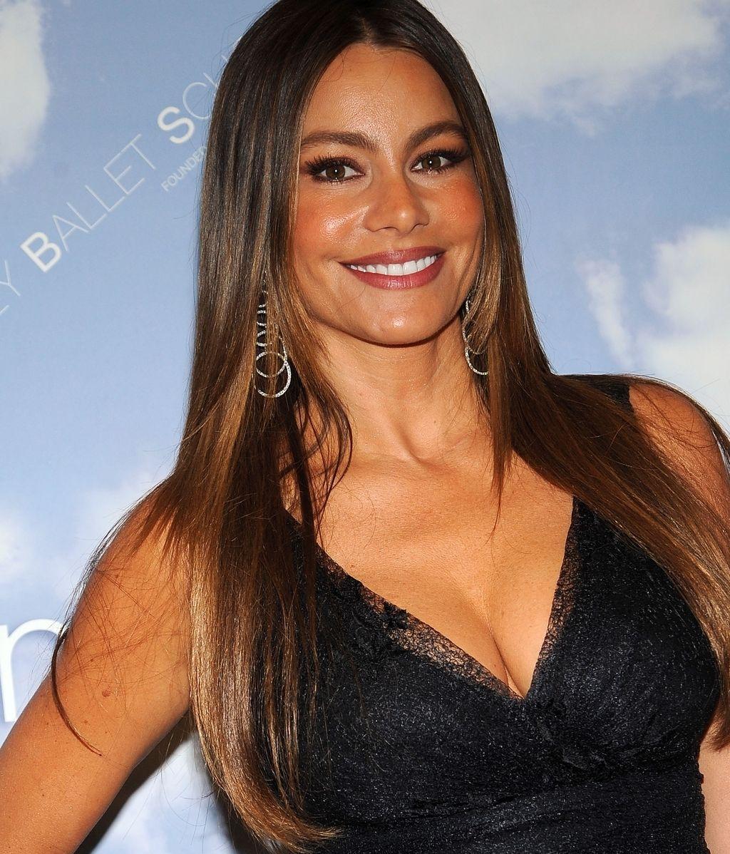 La actriz colombiana Sofía Vergara. Foto: Gtres