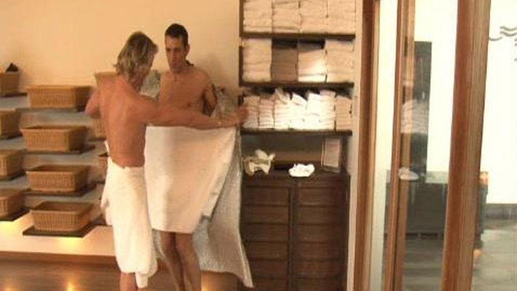 Lo que la toalla esconde
