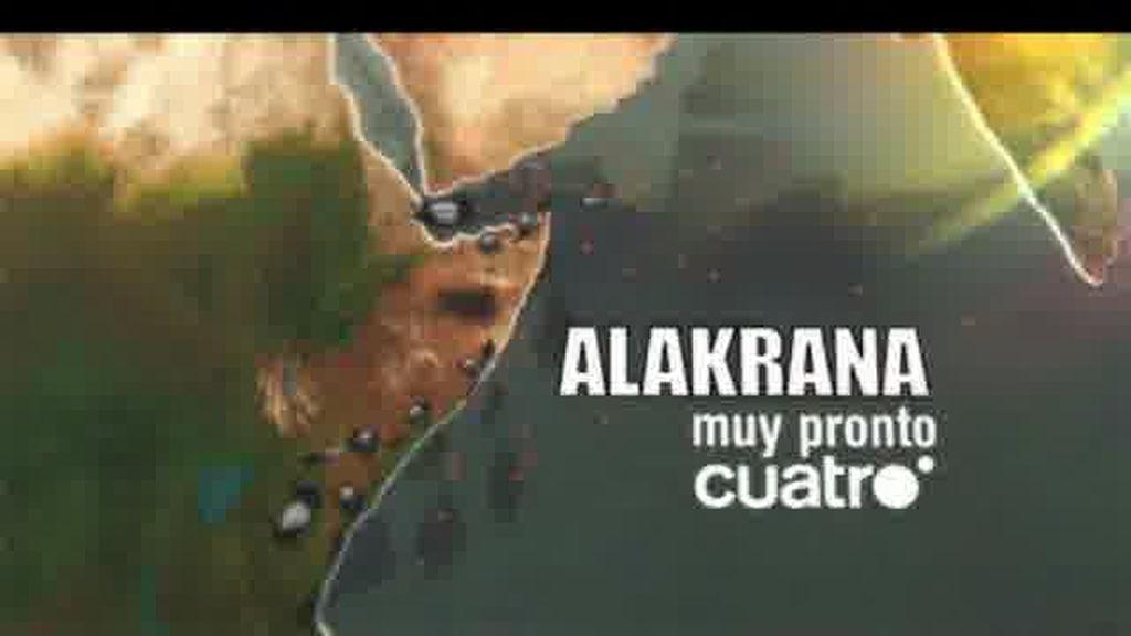 Promo Alakrana. Muy pront en Cuatro