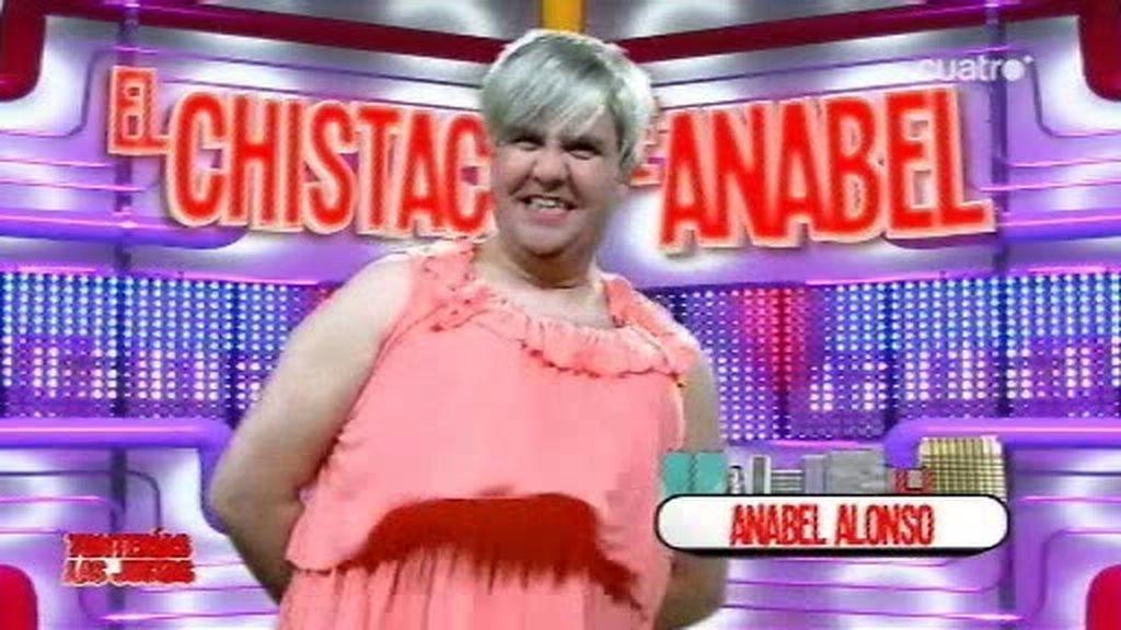 El 'chistaco' de Anabel