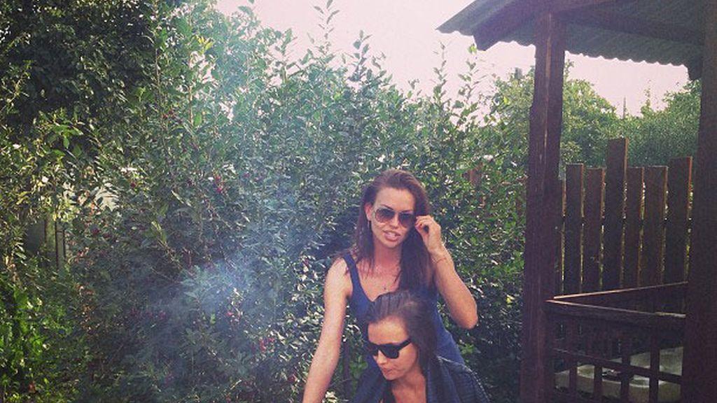 Irina Shayk: Una profesional de la barbacoa muy sexy