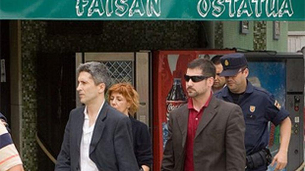 El bar Faisán fue uno de los puntos de investigación judicial.