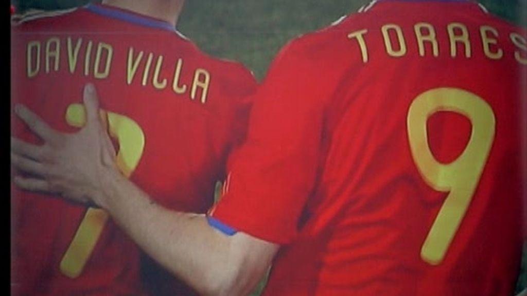Primer triunfo de España en el Mundial