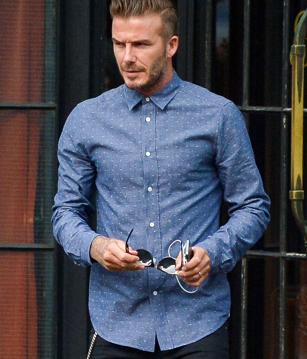 David Beckham, 'NO'
