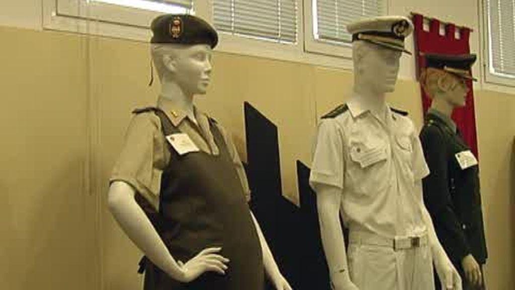 Llega la moda al Ejército