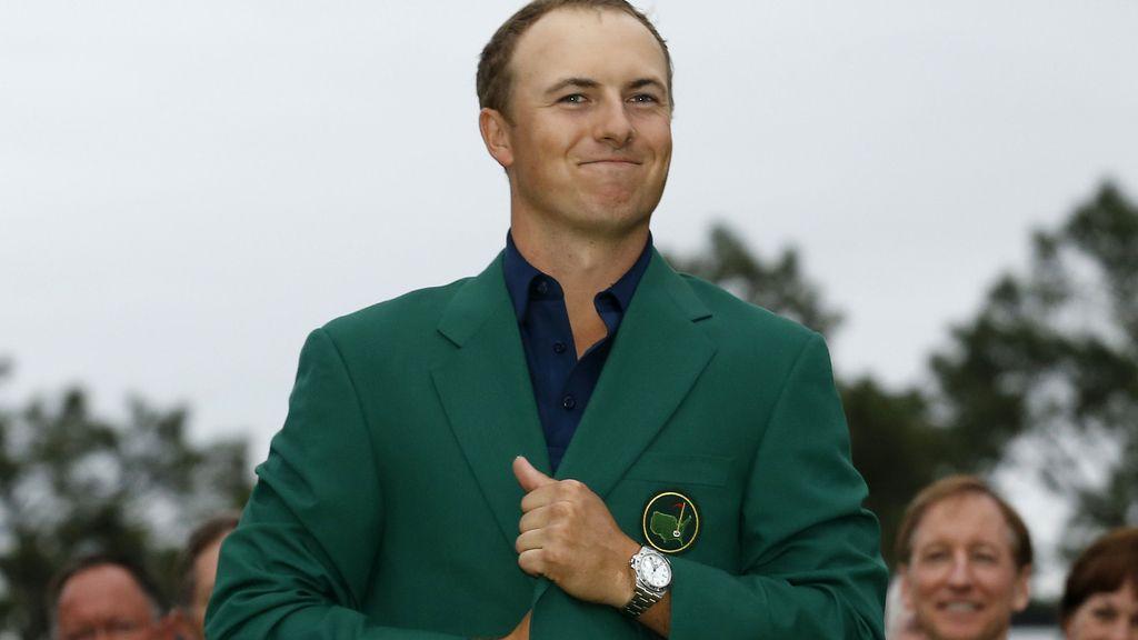 La Chaqueta Verde del 'Masters' de Augusta