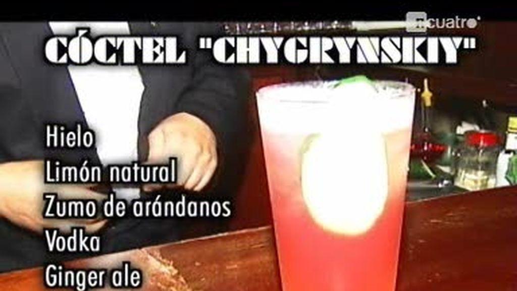 Chygrynskiy, el último en llegar al Barcelona, ya tiene su propio cóctel