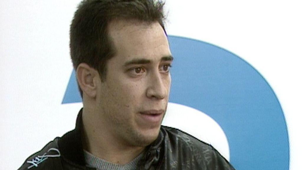 'El Langui', en Informativos Telecinco