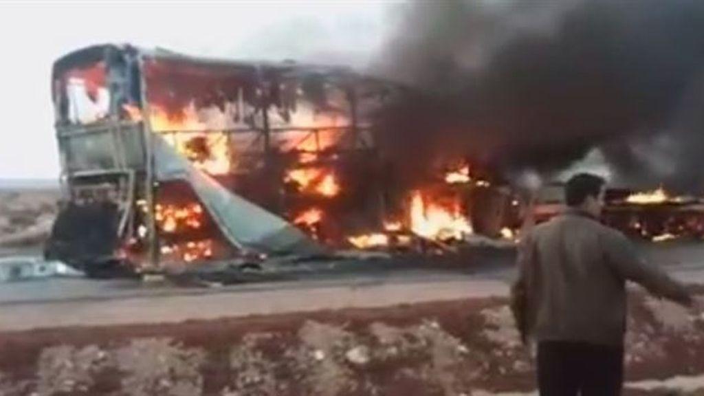 Un accidente de autobús en Marruecos deja 31 muertos y nueve heridos