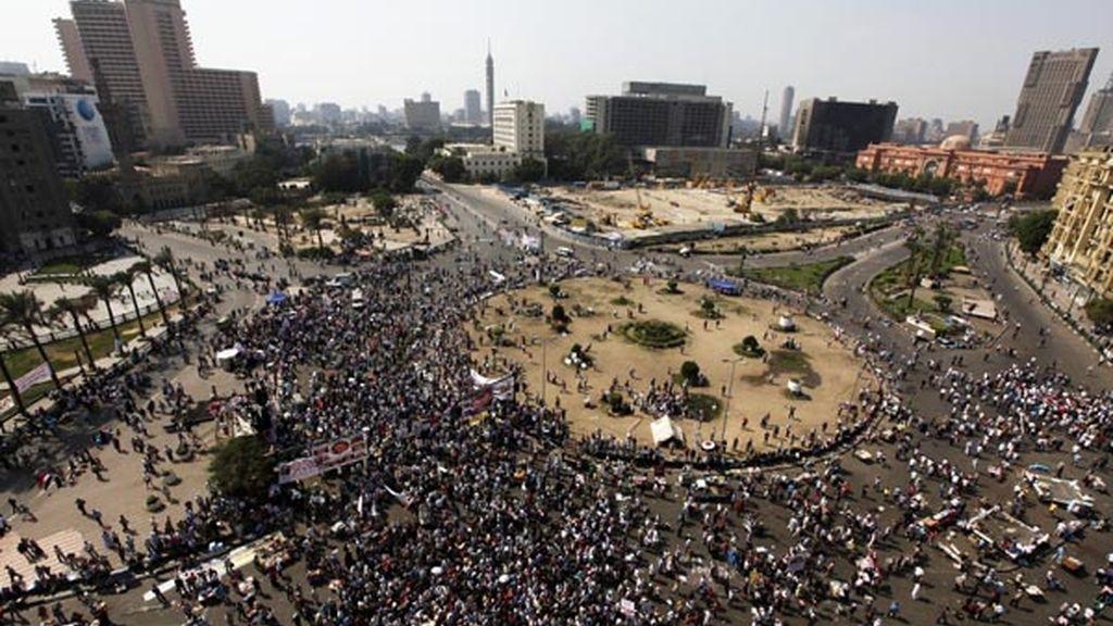 13. El Cairo (Egipto) 11.893.000 habitantes