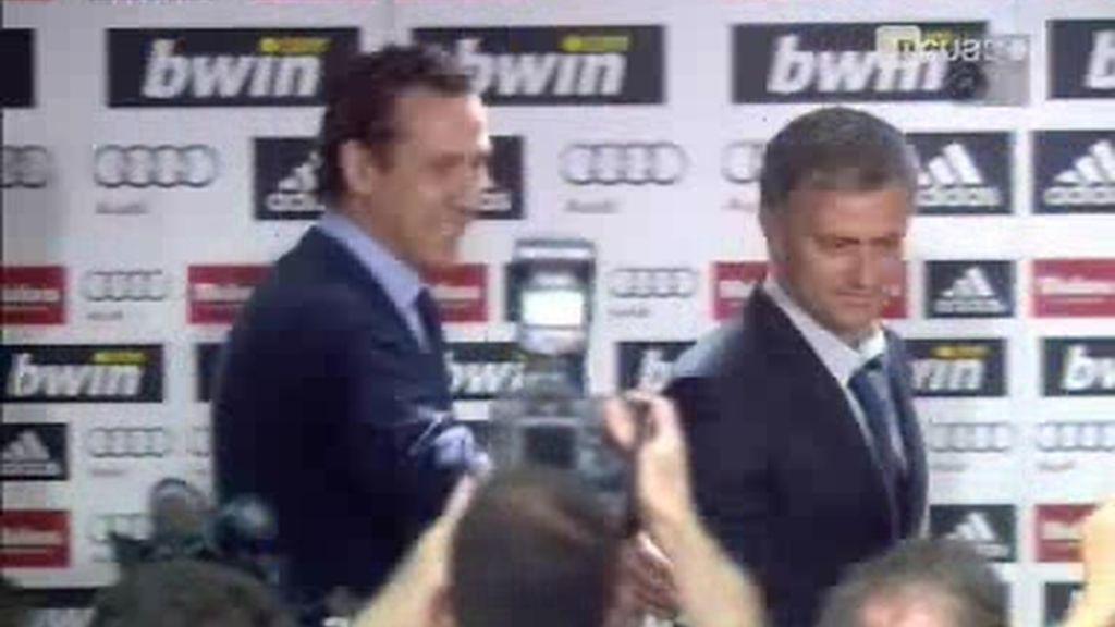 Mourinho: 'Bonito, bonito, bonito, no es jugar en el Real Madrid. Lo bonito es ganar'