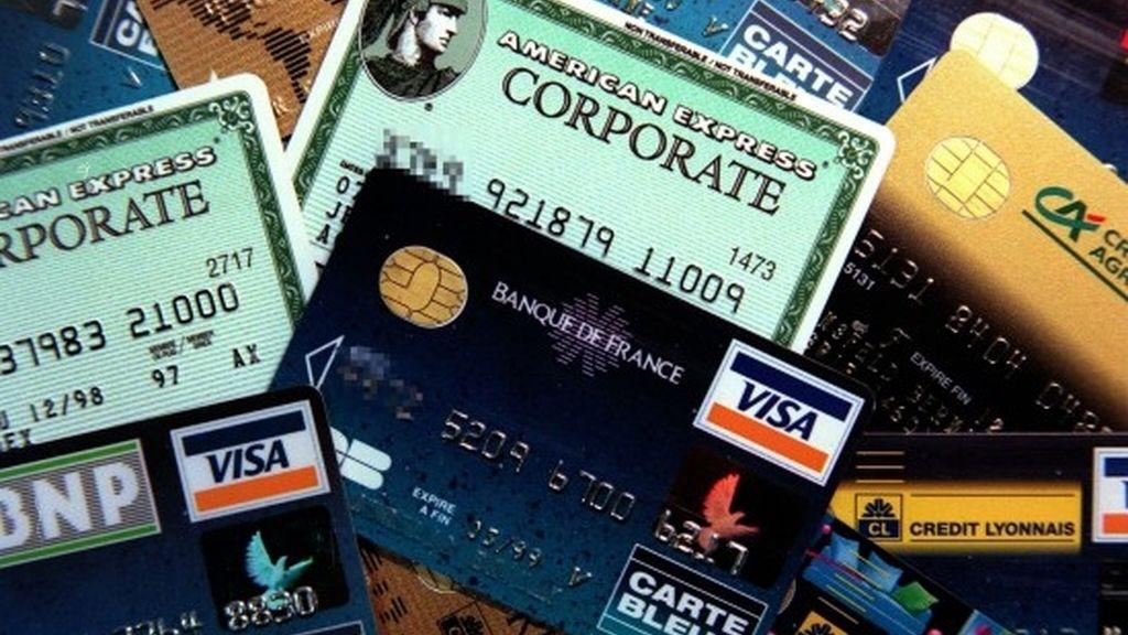 La tarjeta de crédito es la forma más usada a la hora de pagar las compras