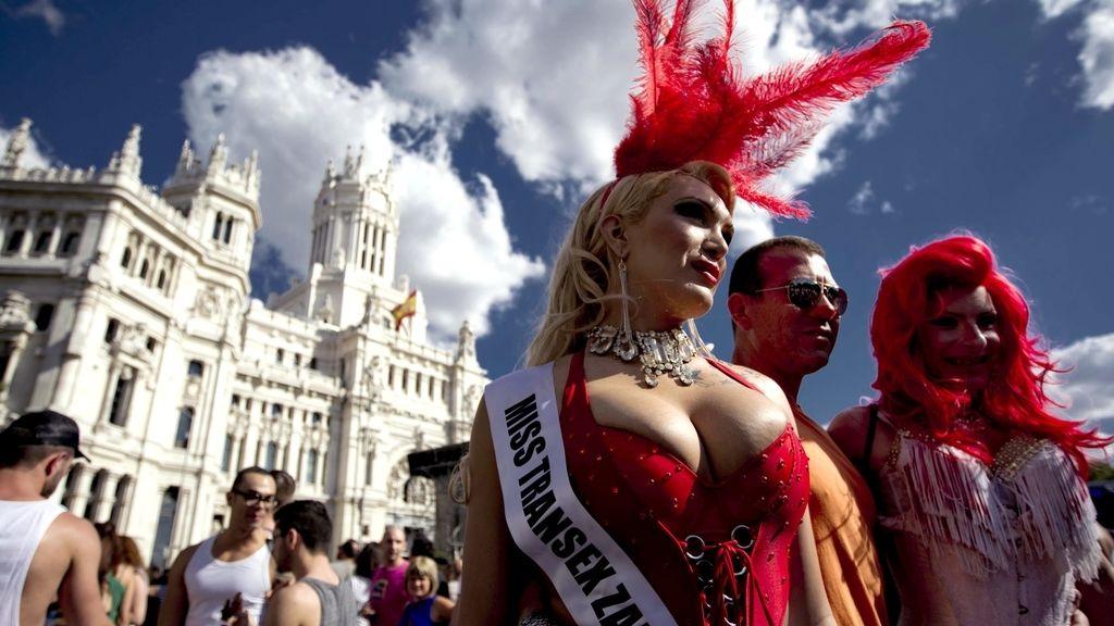 Comienza la fiesta del Orgullo Gay