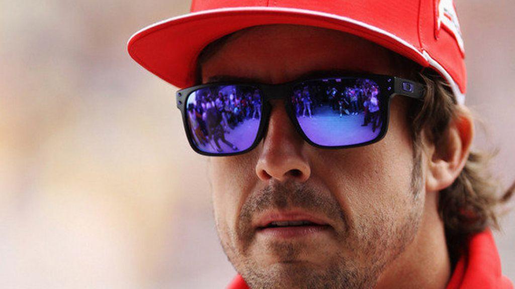 Fernando Alonso, embajador de Oakley