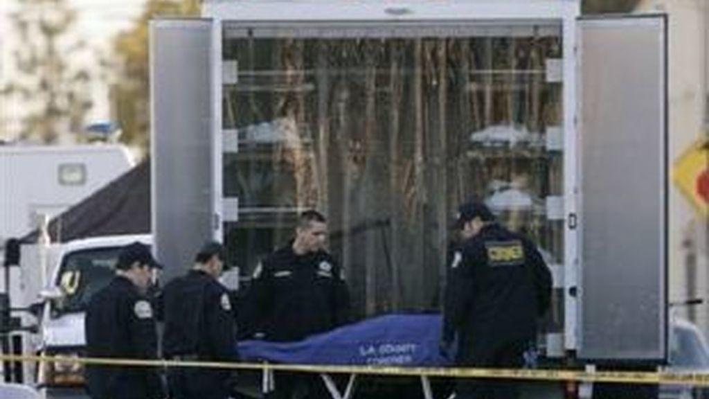 El agresor, que después se suicidó, tenía problemas laborales. Vídeo: Informativos Telecinco