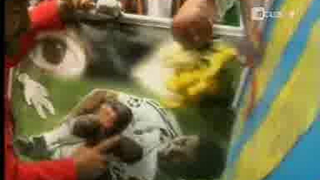 Budú para Pepe el Brujo y flores para Cristiano Ronaldo