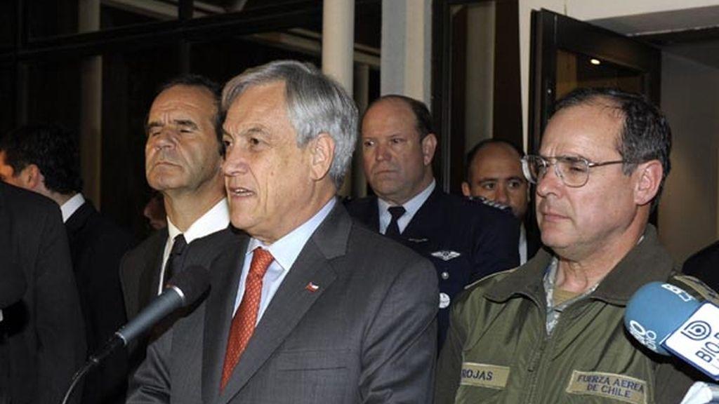 Tragedia aérea en Chile