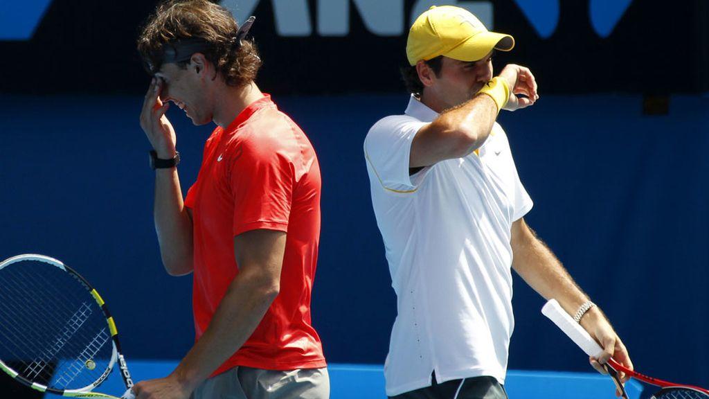 Nadal (44,5 millones) y Federer (56,2) son los tenistas más ricos en el noveno y séptimo lugar