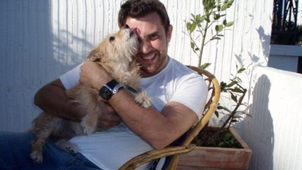 'Coco', la perra bloguera de Màxim