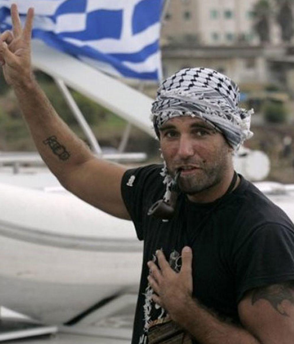Vittorio Arrigoni, en imagen de archivo.