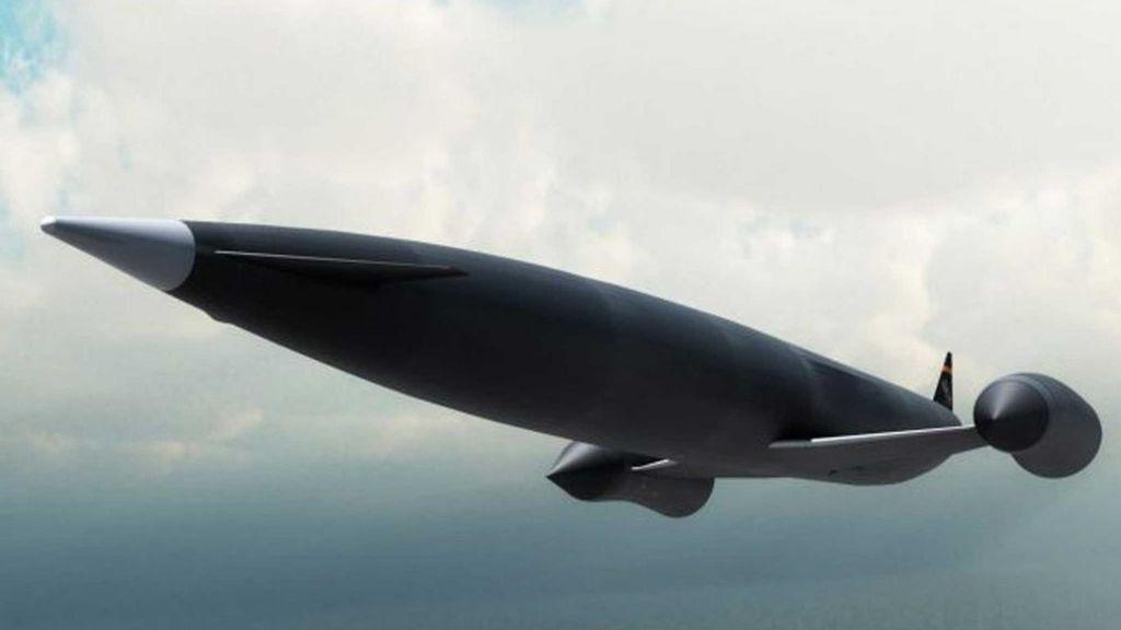 Este avión recorrería el mundo en cuatro horas